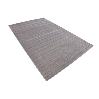 Bayswater Gray Area Rug Rug Size: Rectangle 5' x 8'