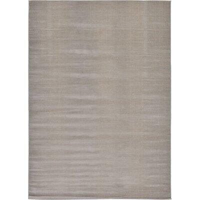 Gillam Gray Area Rug Rug Size: 7 x 10