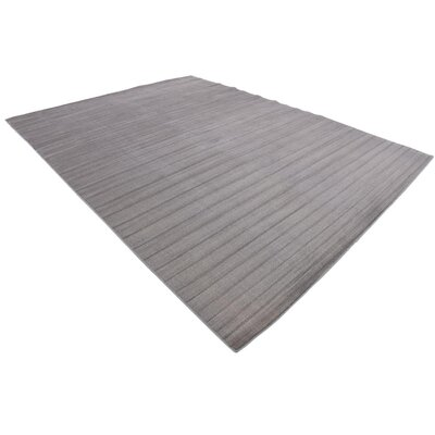 Bayswater Gray Area Rug Rug Size: Rectangle 9 x 12
