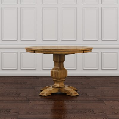 Fortville Dining Table Base Finish: Oak