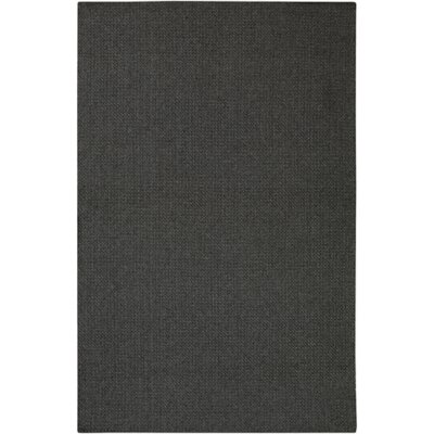 Deschamps Hand-Woven Gray Indoor/Outdoor Area Rug Rug Size: Rectangle 53 x 78