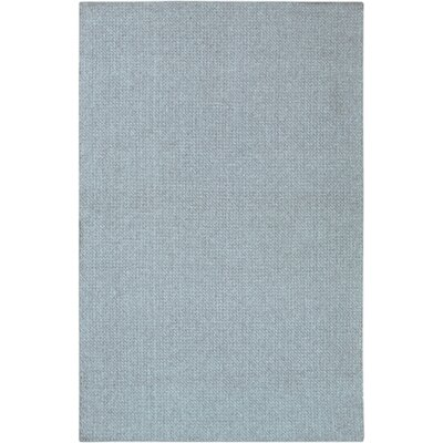 Deschamps Hand-Woven Blue Indoor/Outdoor Area Rug Rug Size: 53 x 78