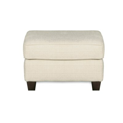 Corning Ottoman Upholstery: Dynasty Cream
