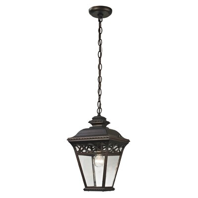 Creighton 1-Light Hanging Lantern