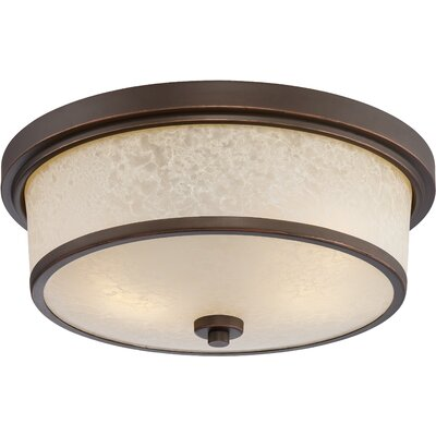 Thorpe 2-Light Flush Mount