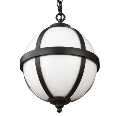 Gobert 2-Light Globe Pendant
