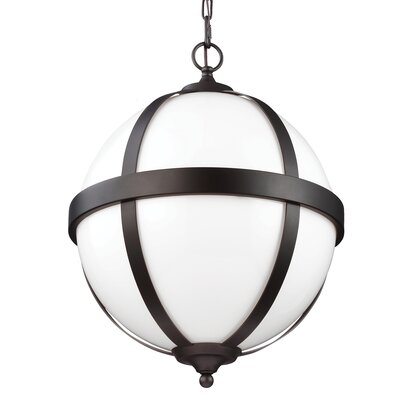 Collingdale 3-Light Globe Pendant