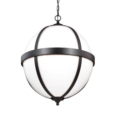 Collingdale 4-Light Globe Pendant