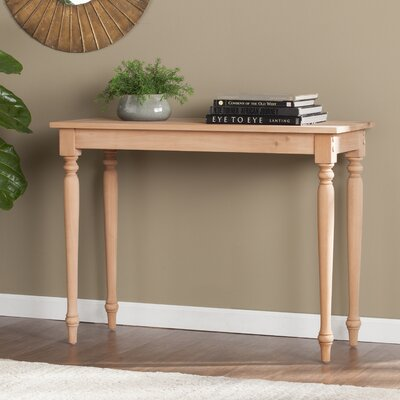 Cairnbrook Wood Console Table