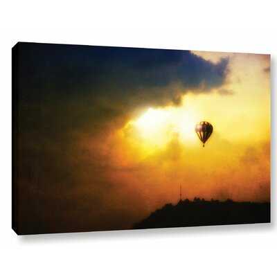 'Close Enough' Photographic Print on Wrapped Canvas Size: 12