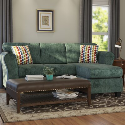 Fredericktown Reversible Chaise Sectional
