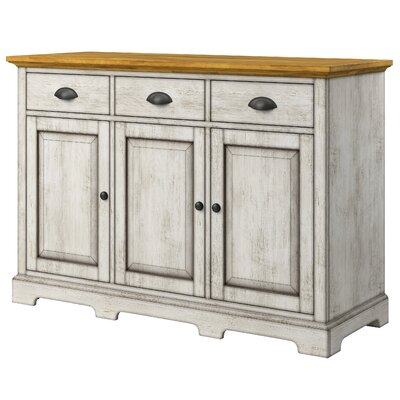 Fortville Sideboard Base Color: Antique White
