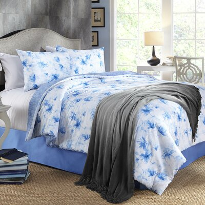 Lenore 3 Piece Duvet Cover Set Size: King
