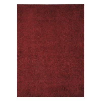Westville Dark Rust Area Rug