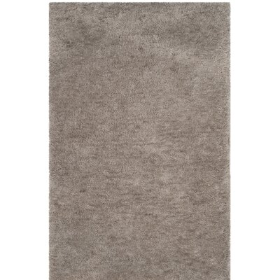 Detweiler Hand-Tufted Gray Area Rug Rug Size: Rectangle 2 x 3