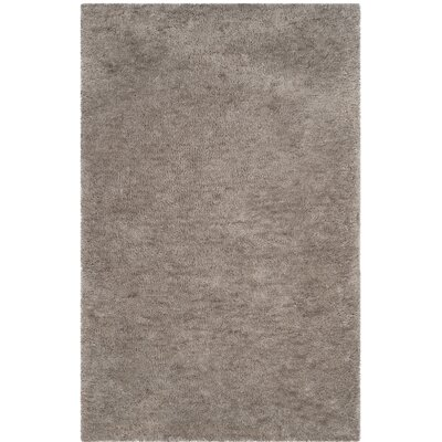 Bacall Hand-Tufted Gray Area Rug Rug Size: Runner 23 x 6