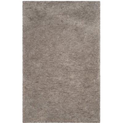 Detweiler Hand-Tufted Gray Area Rug Rug Size: Runner 23 x 6