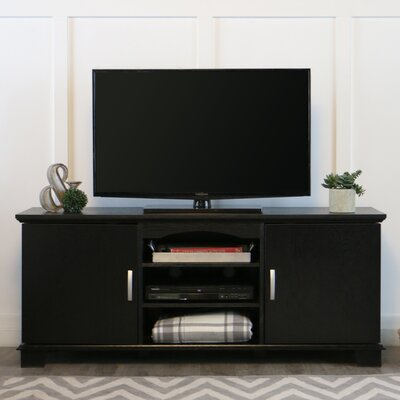 Mailus 57 TV Stand Color: Black