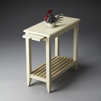 Adalaide End Table Finish: Distressed Cottage White