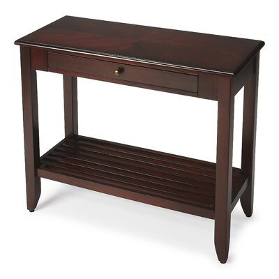 Addingrove Console Table Finish: Plantation Cherry