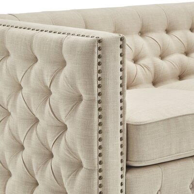 Burnley Chesterfield Loveseat