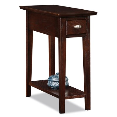 Robert End Table With Storage