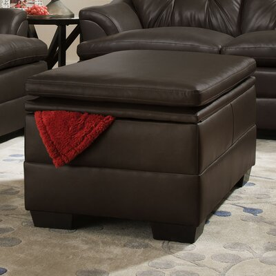 Simmons Upholstery Conlin Storage Ottoman