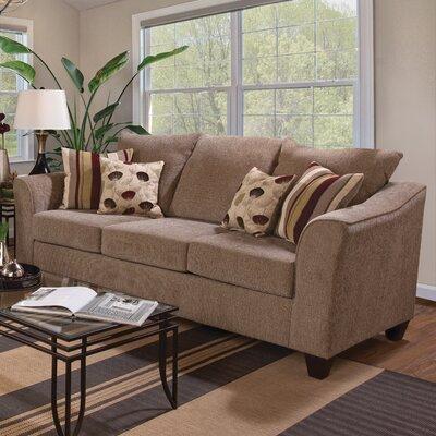 Serta Upholstery Oppenheim Sofa Upholstery: Flyer Metal