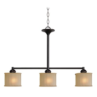 Bonniview 3-Light Kitchen Island Pendant