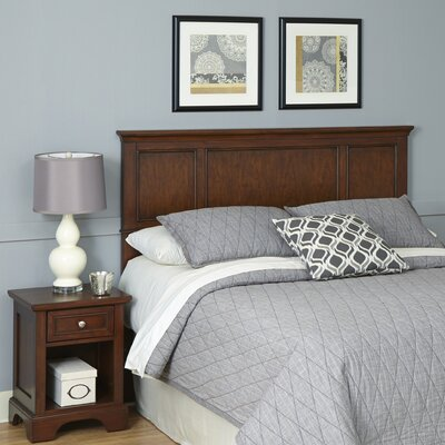 Borden Panel 2 Piece Bedroom Set Size: Queen