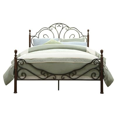 Rosemount Panel Bed Size: King