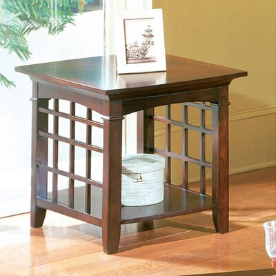 Peaslee End Table