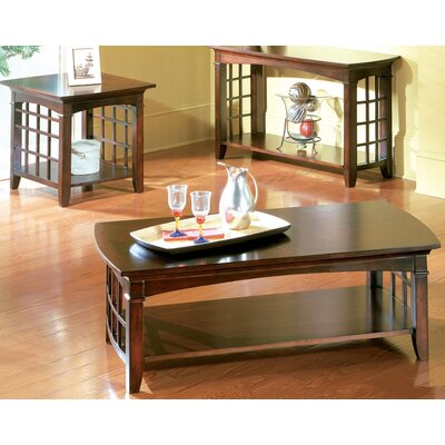Peaslee Coffee Table Set