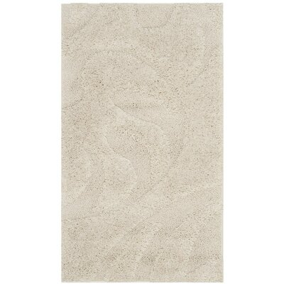 Diederich Beige Indoor Area Rug Rug Size: Rectangle 86 x 12