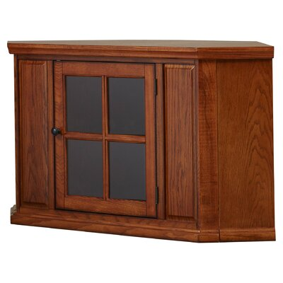 Benson Corner 47 TV Stand Color: Burnished Oak