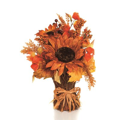 Autumn Mix Twig Stack Floral Arrangements (Set of 6)