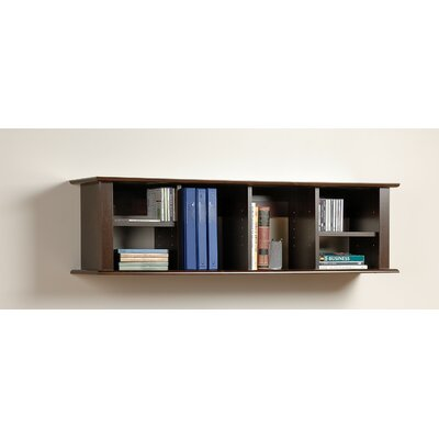 McLean 13 H x 48 W Desk Hutch Finish: Rich Espresso
