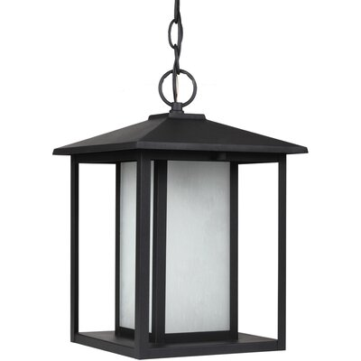 Three Posts Hayner 1 Light Outdoor Hanging Lantern