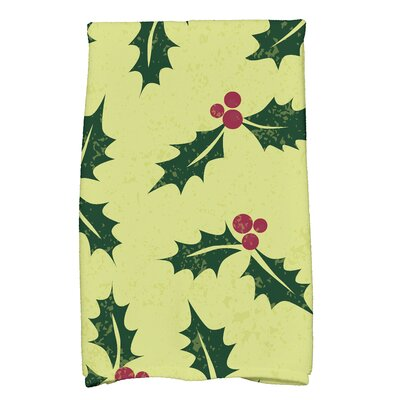 Hand Towel Color: Light Green