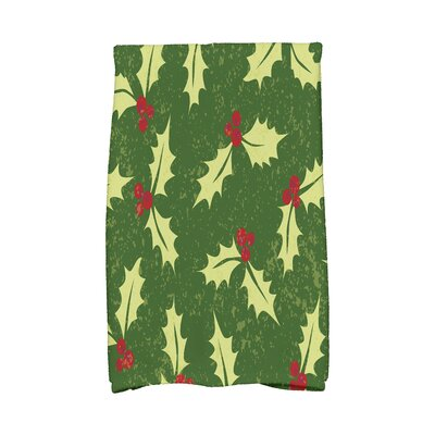 Briese Allover Holly Hand Towel