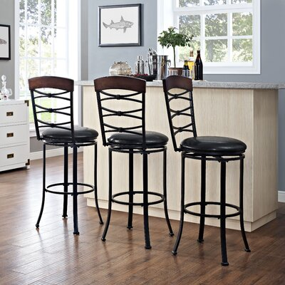 Jeremiah 46.25 Swivel Bar Stool