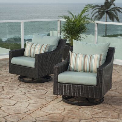 Northridge Motion Club Chair with Cushions