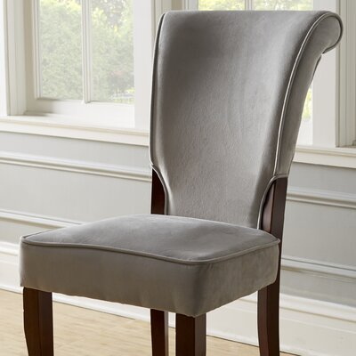 Stephentown Side Chair Upholstery: Grey