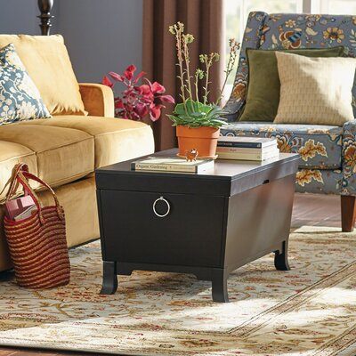 Wade Trunk Coffee Table with Lift Top
