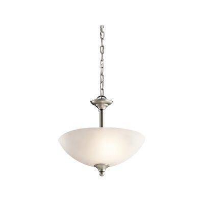 Halsey 2-Light Bowl Pendant
