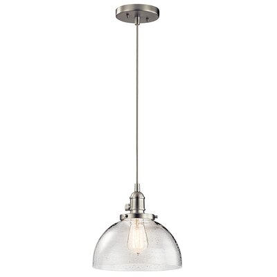 Adams 1-Light Mini Pendant