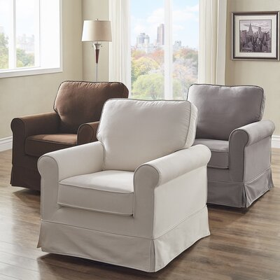 Suri Swivel Arm Chair