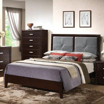 Angelika Upholstered Panel Bed
