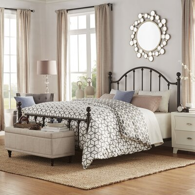 Scheele Queen Panel Headboard And Footboard