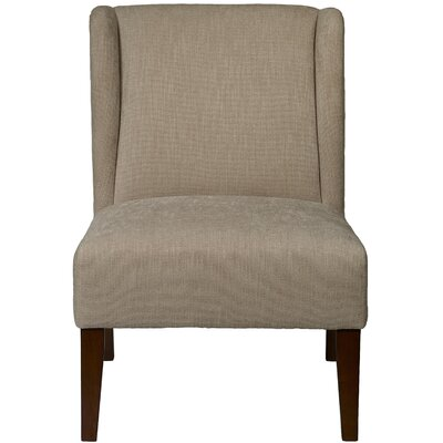 Struthers Armless Wingback Chair